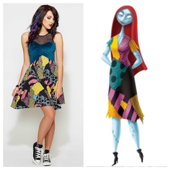 Nightmare Before Christmas Maternity Clothes.Sally Dress The Nightmare Before Christmas